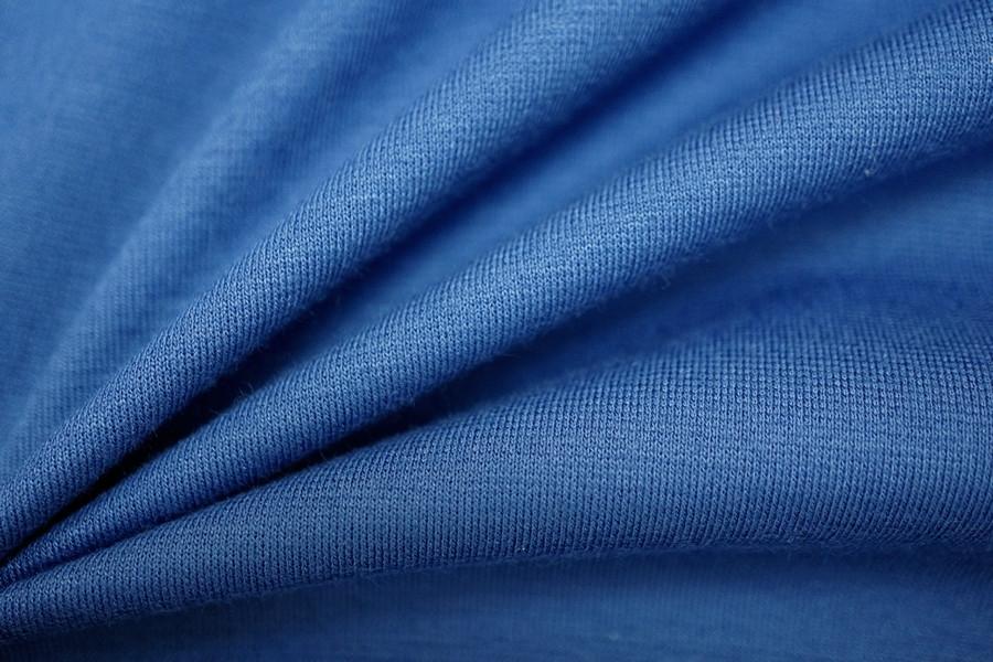 Джерси однотонный синий MX1-D6 24091507