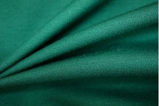 Джерси однотонный темно-зеленый1-D6 24091516
