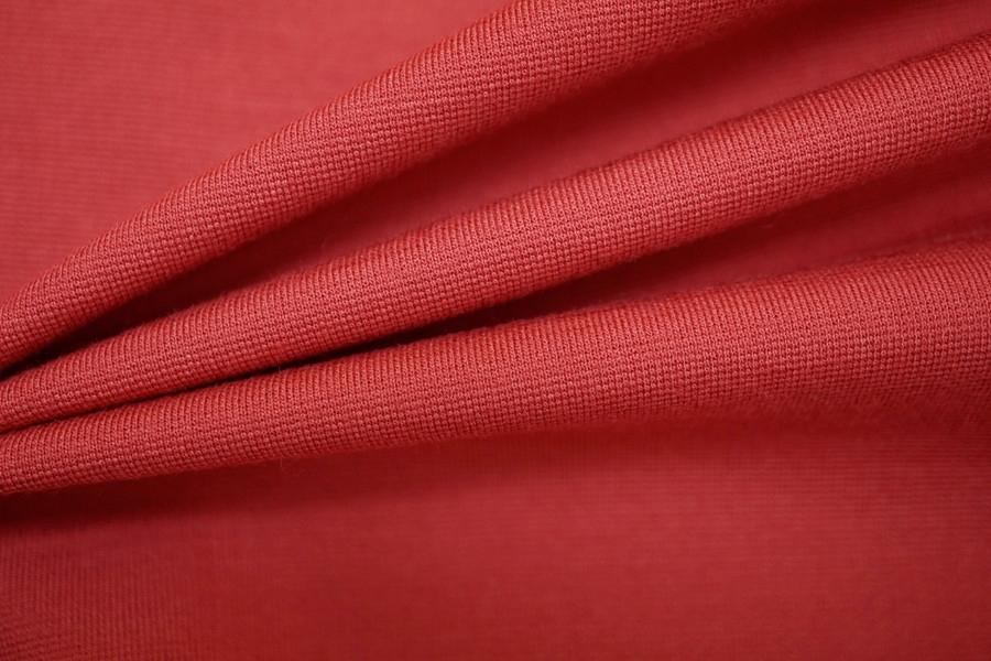 Джерси однотонный ягодный MX-D6-016 24091513