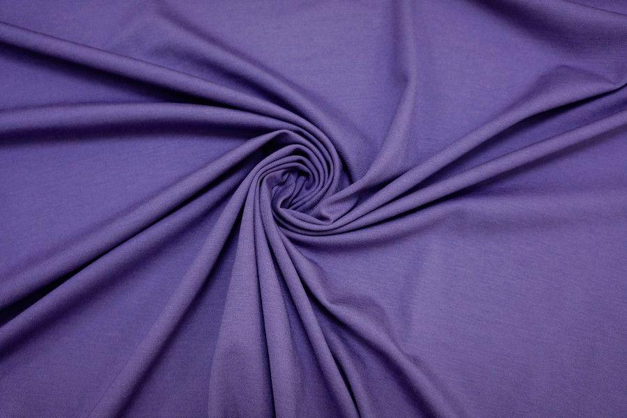Джерси однотонный фиолетовый MX-L4-017 24091509