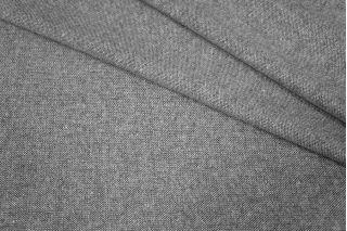 Твид шерстяной серо-белый PRT-S2 9071751