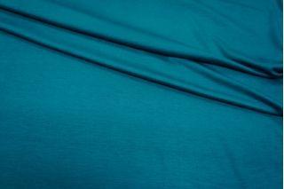 Трикотаж вискозный темно-бирюзовый UAE-A6 27121723