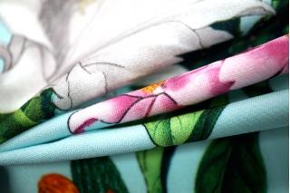 Костюмно-плательная ткань кактусы UAE-Н7 27121731