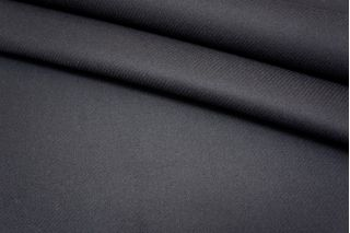 ОТРЕЗ 2,0 М Костюмная шерсть темно-синяя  PRT-E6 27071715-1