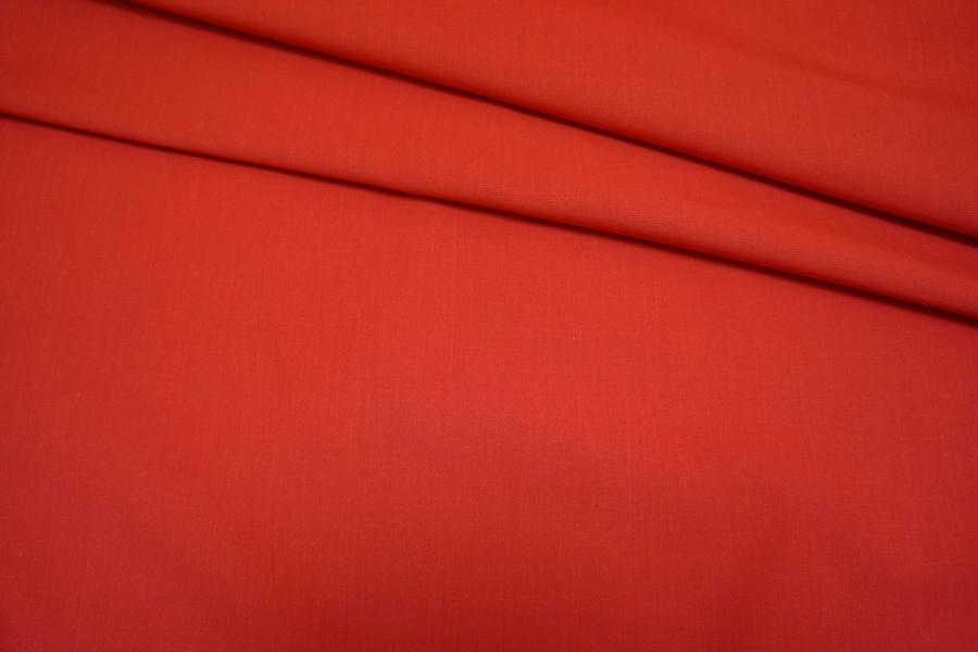 Батист красный хлопок PRT-A2 2031711