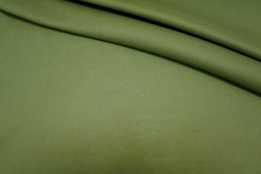 Батист зеленый хлопок PRT-A2 2031712