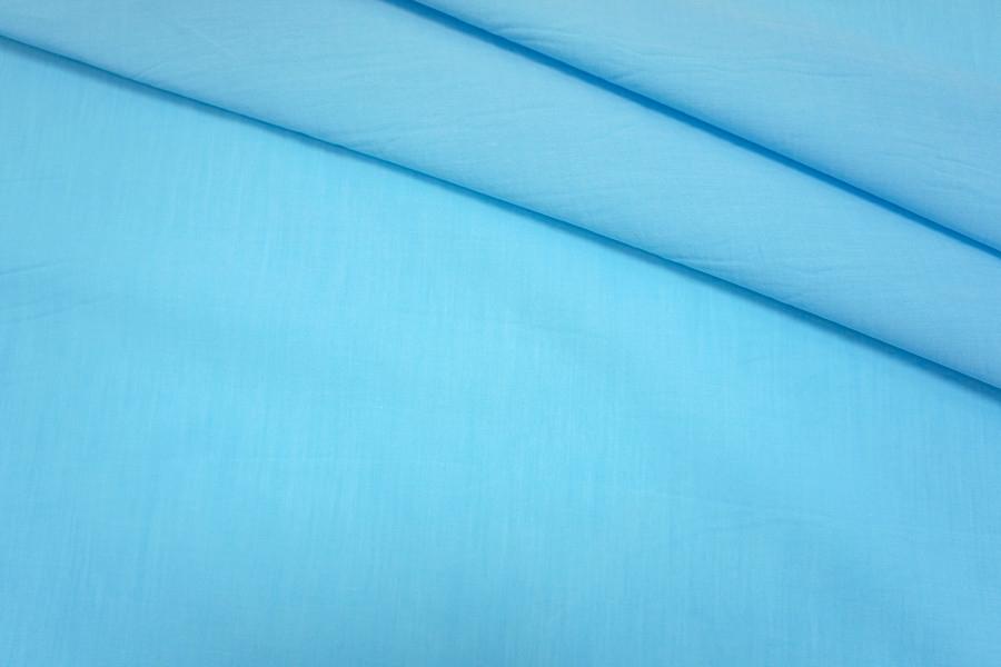 Батист голубой хлопок PRT-A3 2031720