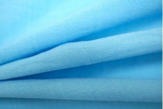 Батист голубой хлопок PRT 2031720