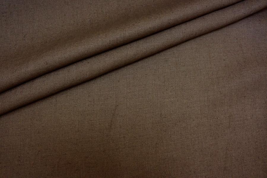 Лен темно-коричневый PRT 2031735