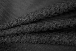 Шерсть плательная черная PRT-L3 30101712