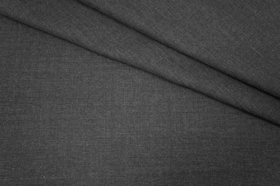 Плательная шерсть темно-серая PRT-L3 30101714
