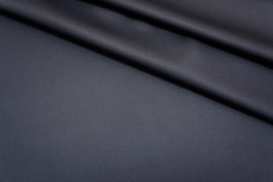 Сатин хлопковый темно-синий PRT1-B6 31071703