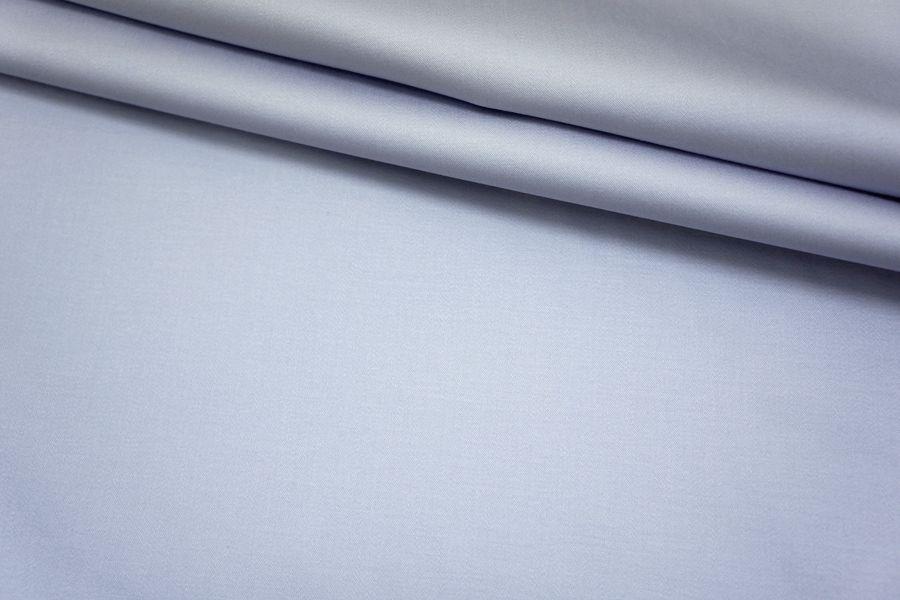 Сатин костюмно-плательный серо-сиреневый MX-G3 2311712