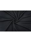 Джерси тонкий вискозный черный PRT-D5 10081917