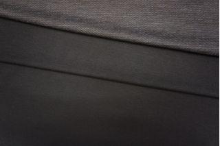 Трикотаж двусторонний вискозный серый в галочку PRT-D3 10081927