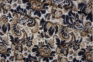 Твил плательный цветочный PRT-H5 23081912