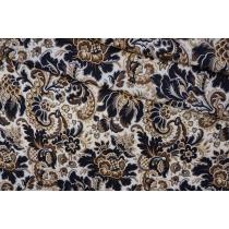 ОТРЕЗ 0,65 М Твил плательный цветочный PRT-H5 23081912-1