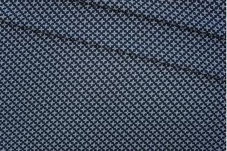 Вискоза плательная темно-синяя PRT-H3 23081917