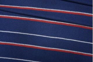 Костюмная шерсть темно-синяя PRT-G7 05111909