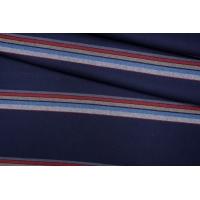ОТРЕЗ 1,8 М Шерсть с шелком в полоску PRT-(51)- 05111912-1