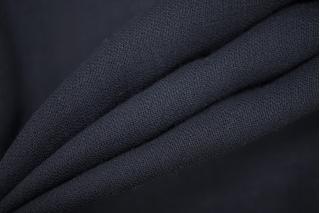 Креп шерстяной темно-синий PRT-G7 15111908