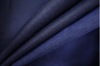 Плательный хлопок темно-синий PRT-K4 16111901
