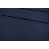 ОТРЕЗ 2,9 М Шерсть с хлопком темно-синяя PRT 16111905-1