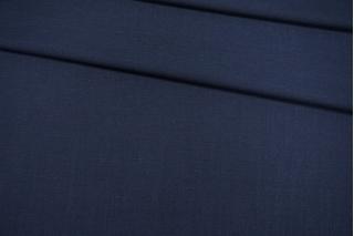 Шерсть с хлопком темно-синяя PRT-K4 16111905