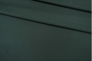Плательная шерсть темно-зеленая PRT-K4 28111904