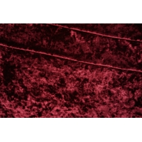 Бархат-стрейч мраморный темно-вишневый PRT-E2 28111908