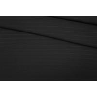 ОТРЕЗ 1,15 М Вискоза черная в полоску PRT-(32)- 28111935-1