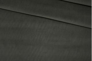 Вельвет хлопковый зеленовато-серый PRT-F2 28111938