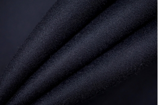 Кашемир темно-синий дабл PRT F3 04111905