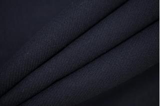 Кашемир темно-синий дабл PRT F5 04111919