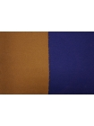 ОТРЕЗ 1,55 М Кашемир сине-коричневый дабл PRT-F5 04111921-1