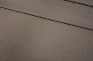 Плащевка Moncler серо-кофейная PRT I4  05111902