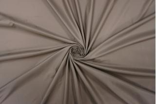 Плащевка Moncler серо-кофейная PRT- I2 05111903