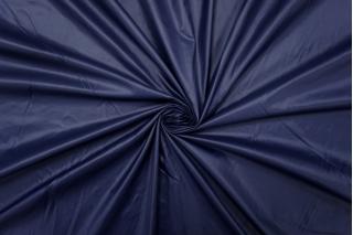 Плащевка Moncler темно-синяя PRT- I2 05111904