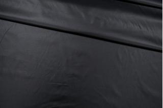 Плащевка Moncler черная PRT I4 05111905