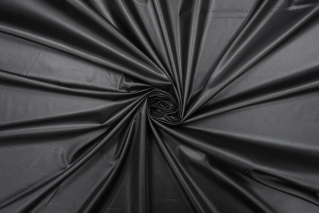 Плащевка Moncler черная PRT- I2 05111905