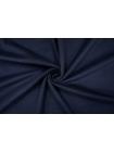 Велюр пальтовый с кашемиром темно-синий PRT-F2 05111920