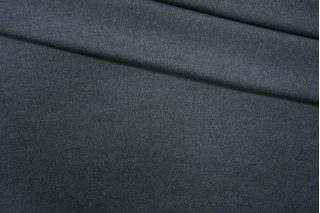 Велюр пальтовый с кашемиром темно-серый PRT-i5 05111921