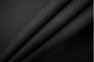 Хлопок-плащевка черный PRT I4 05111939