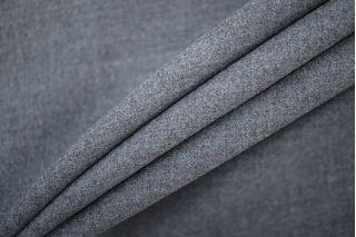 Костюмно-плательная фланель шерстяная серая PRT-Z5 22081918
