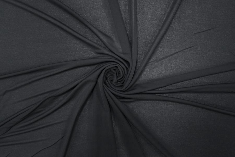Тонкий трикотаж черный PRT-N3 22081936