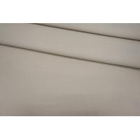 ОТРЕЗ 2,1М Костюмная шерсть на шелке светлая серо-бежевая PRT-Z4 23081929-1