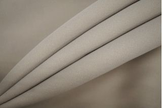 Костюмная шерсть на шелке светлая серо-бежевая PRT-Z4 23081929