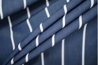 Поплин рубашечный в полоску PRT-B2 30081903