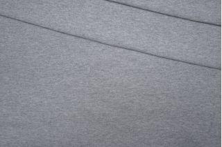 Трикотаж серый хлопковый PRT-D3 31081901