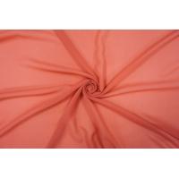 Креп-шифон шелковый розовый персик PRT-AA3 05121915